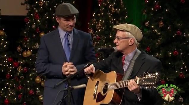 jingle bells joe and lonnie 2015