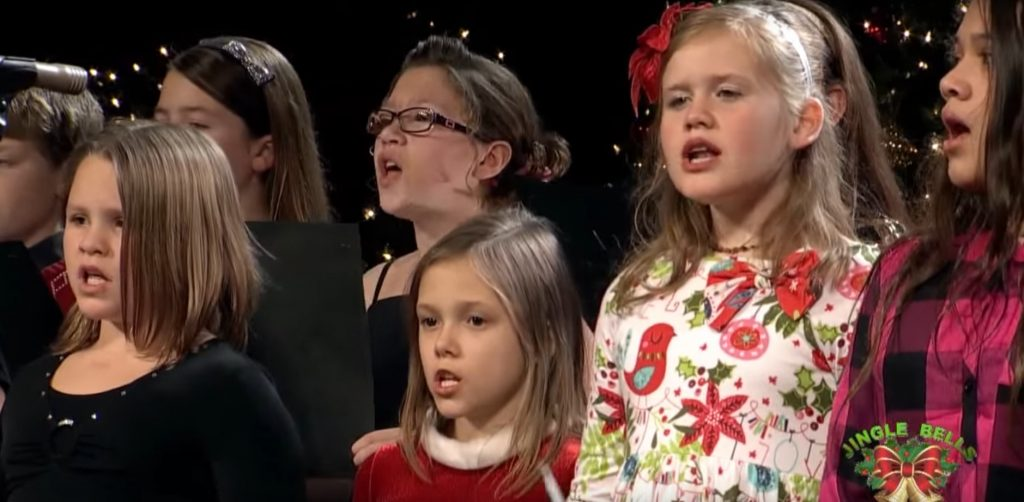 jingle bells telethon 2015 alexandria mn