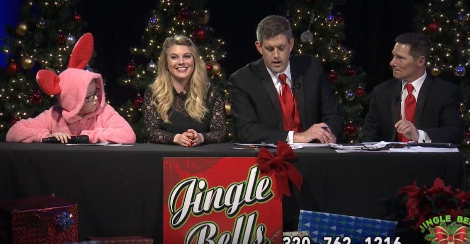 jingle bells telethon 2016