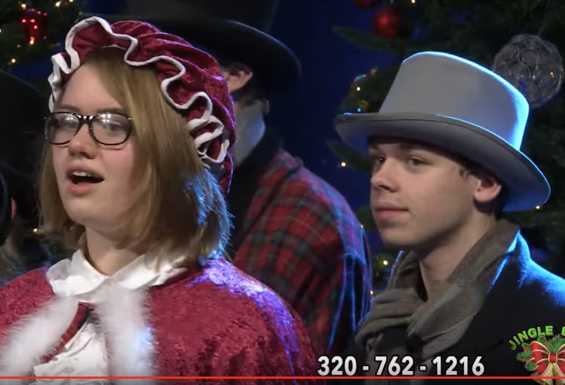 jingle bells telethon 2016